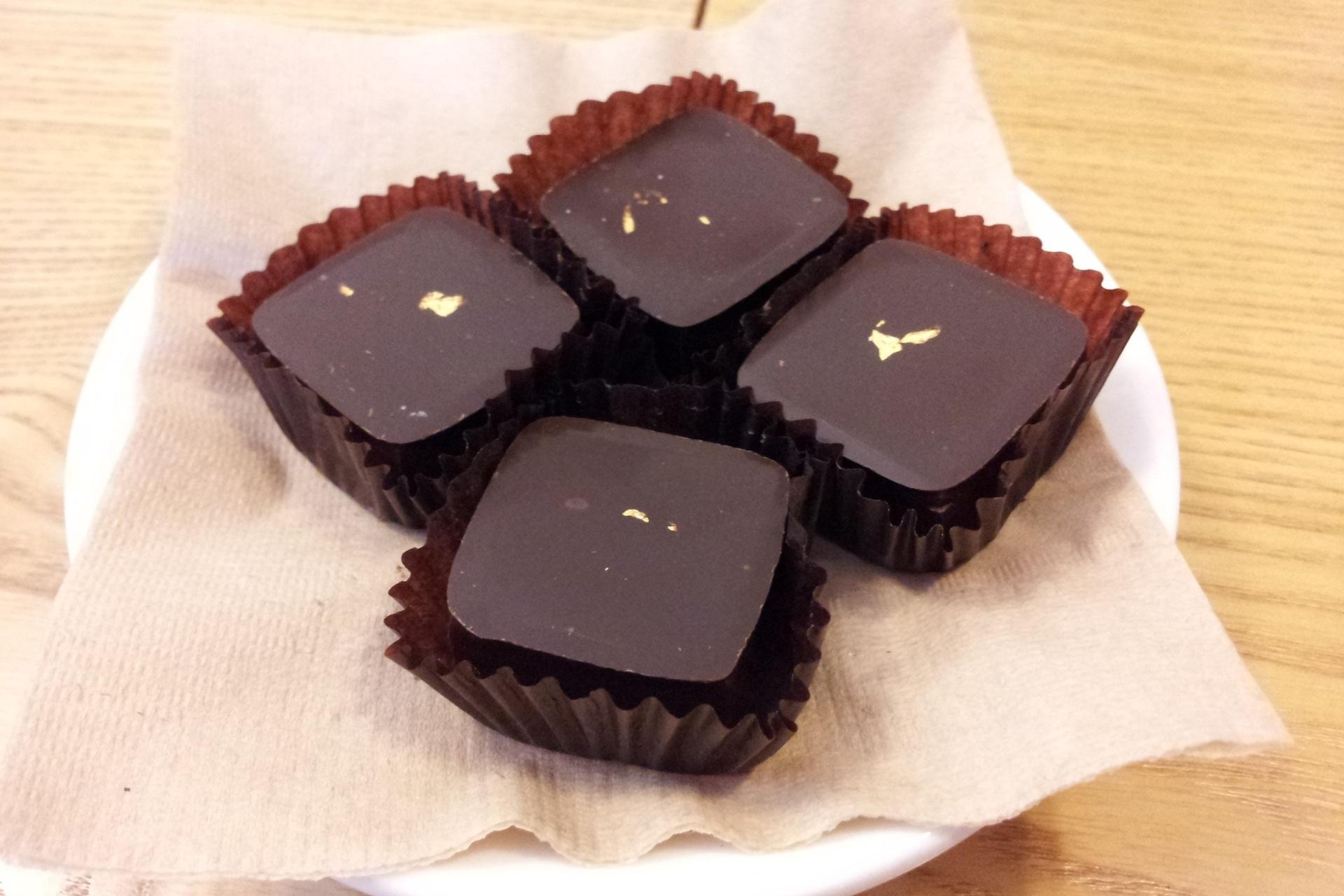 Des chocolats de Vendée