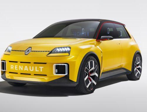 L'iconique Renault 5 en tout électrique