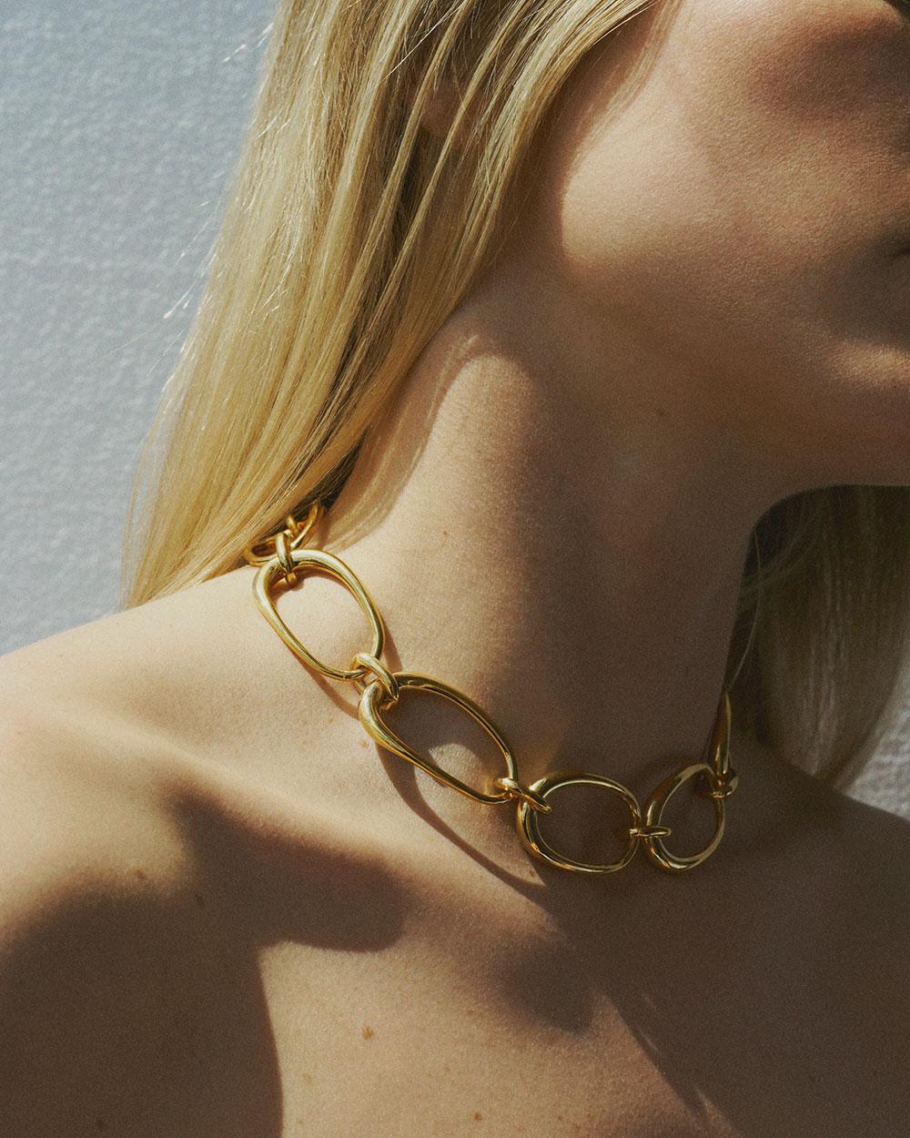 Les bijoux authentiques de Charlotte Chesnais