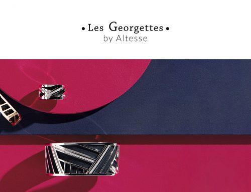 Les Georgettes, des bijoux colorés Made in France
