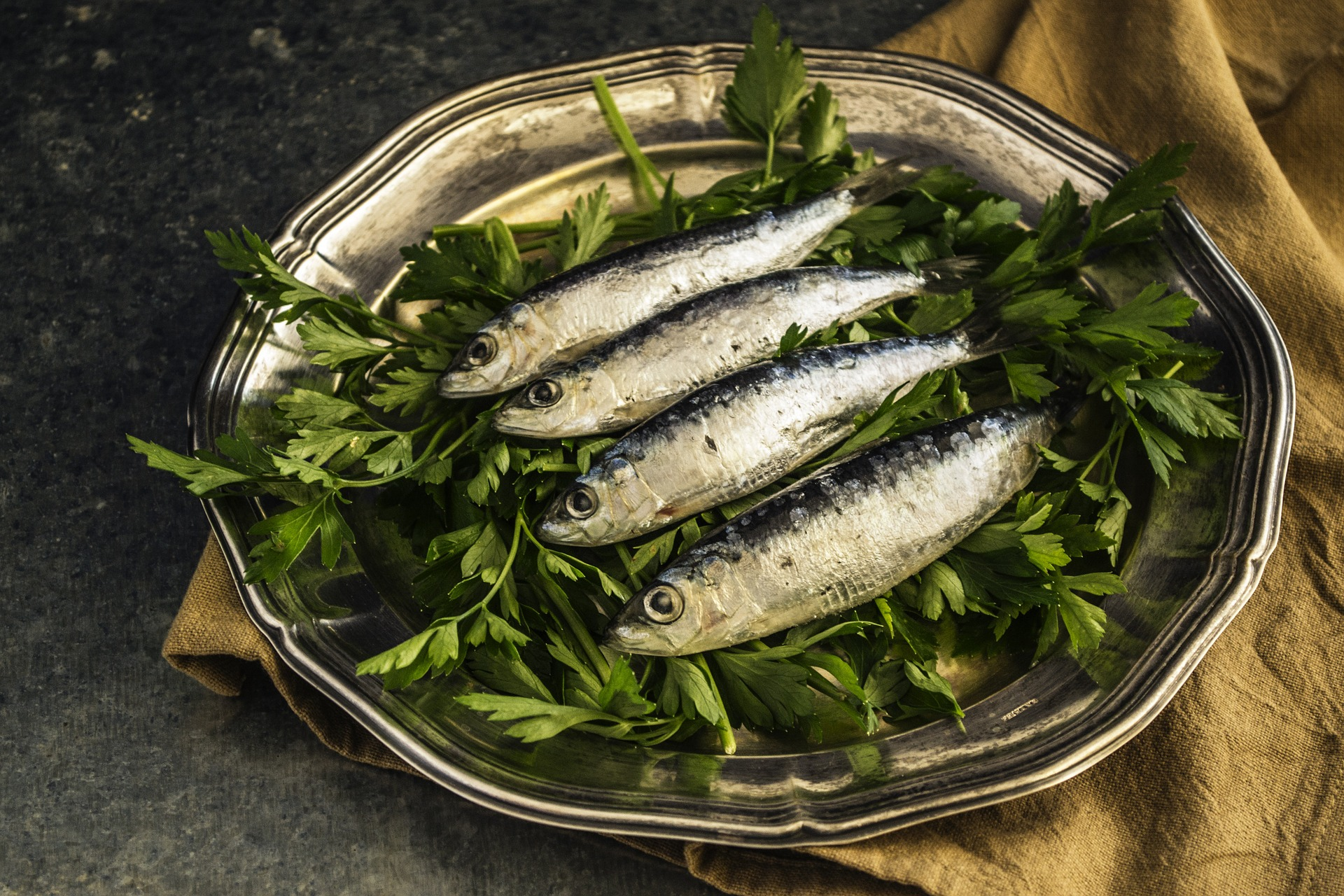sardine de Saint-Gilles-Croix-De-Vie