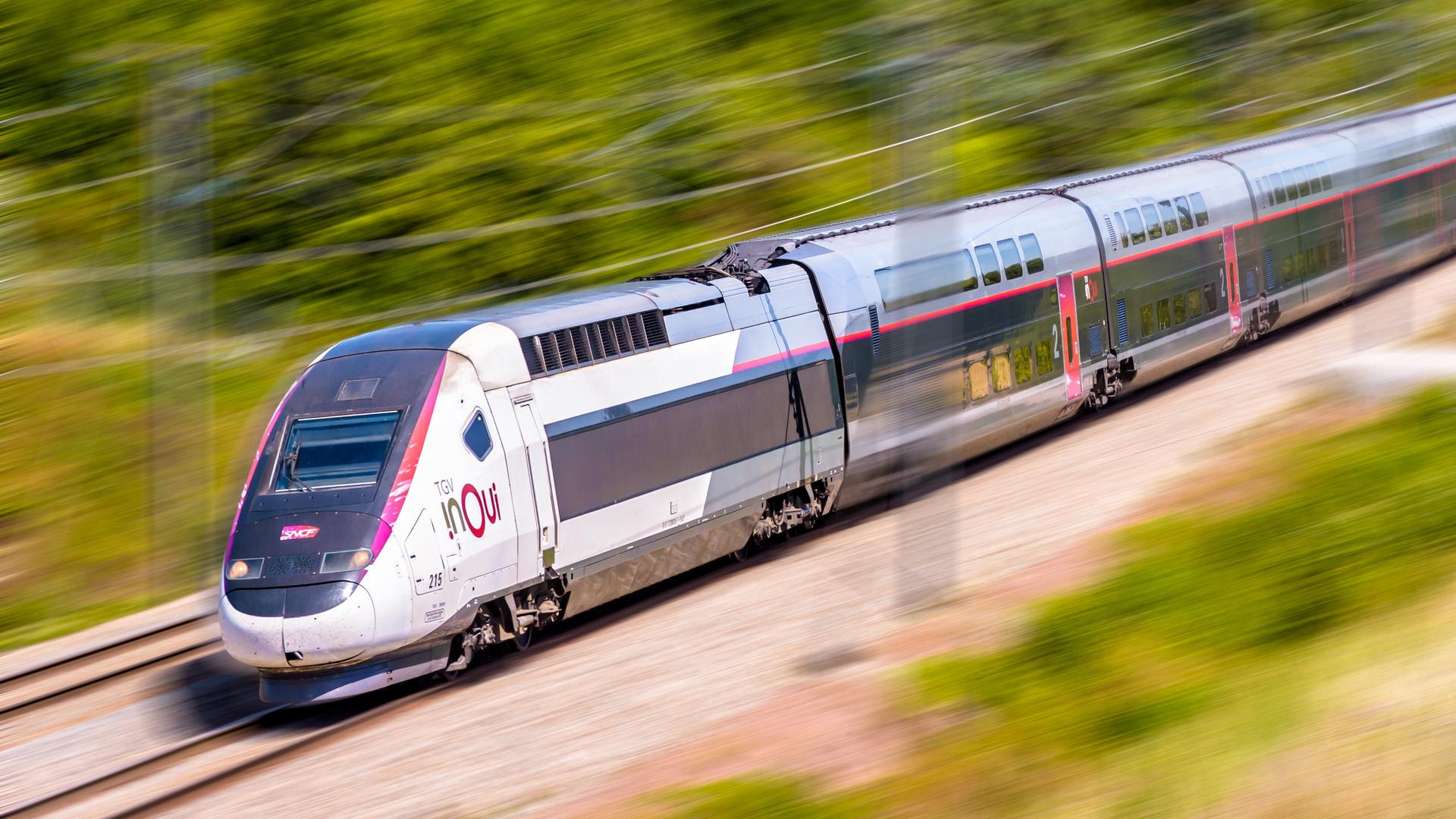 TGV français
