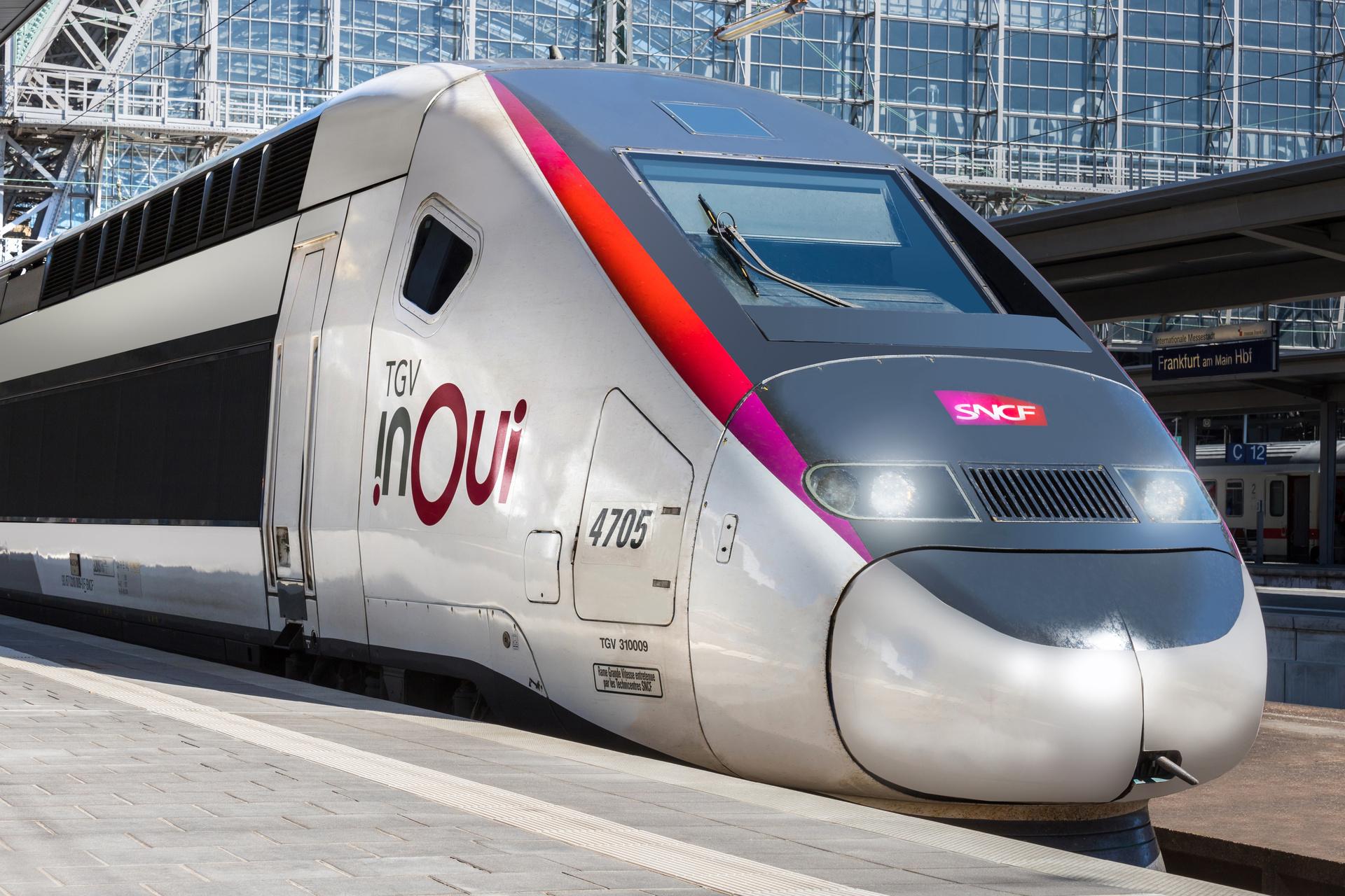 TGV Made in France