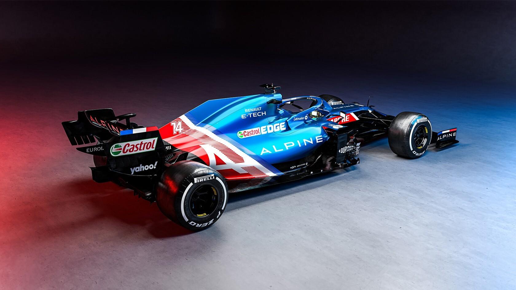Alpine Formule 1