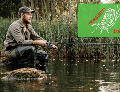 Le Sorguett : gilet de pêche français