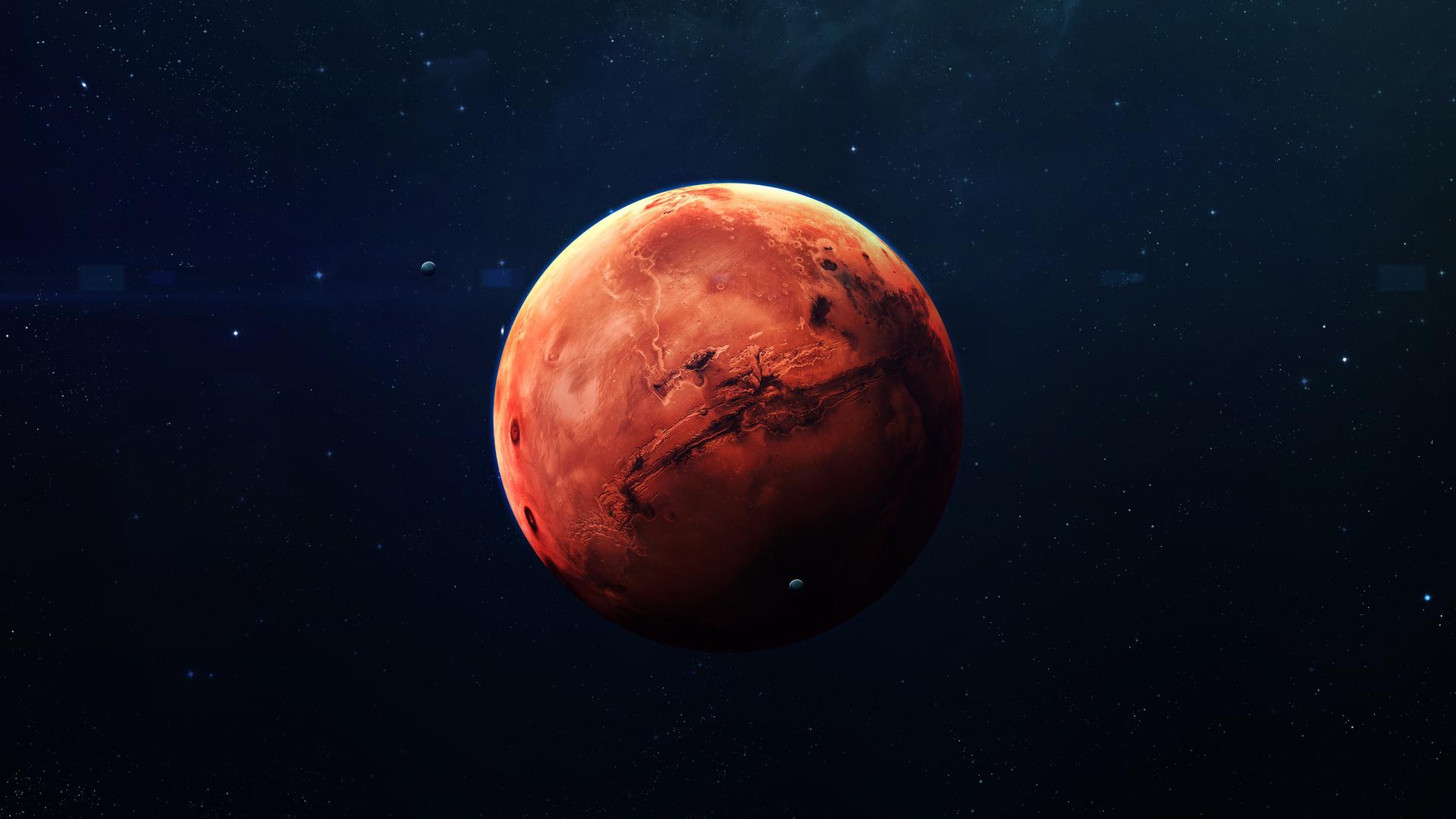Mars, supercam