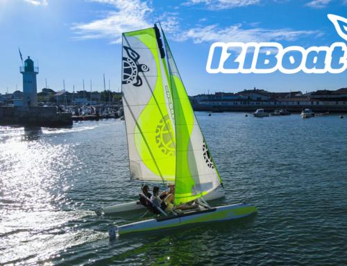 IZIBoat, le voilier démontable