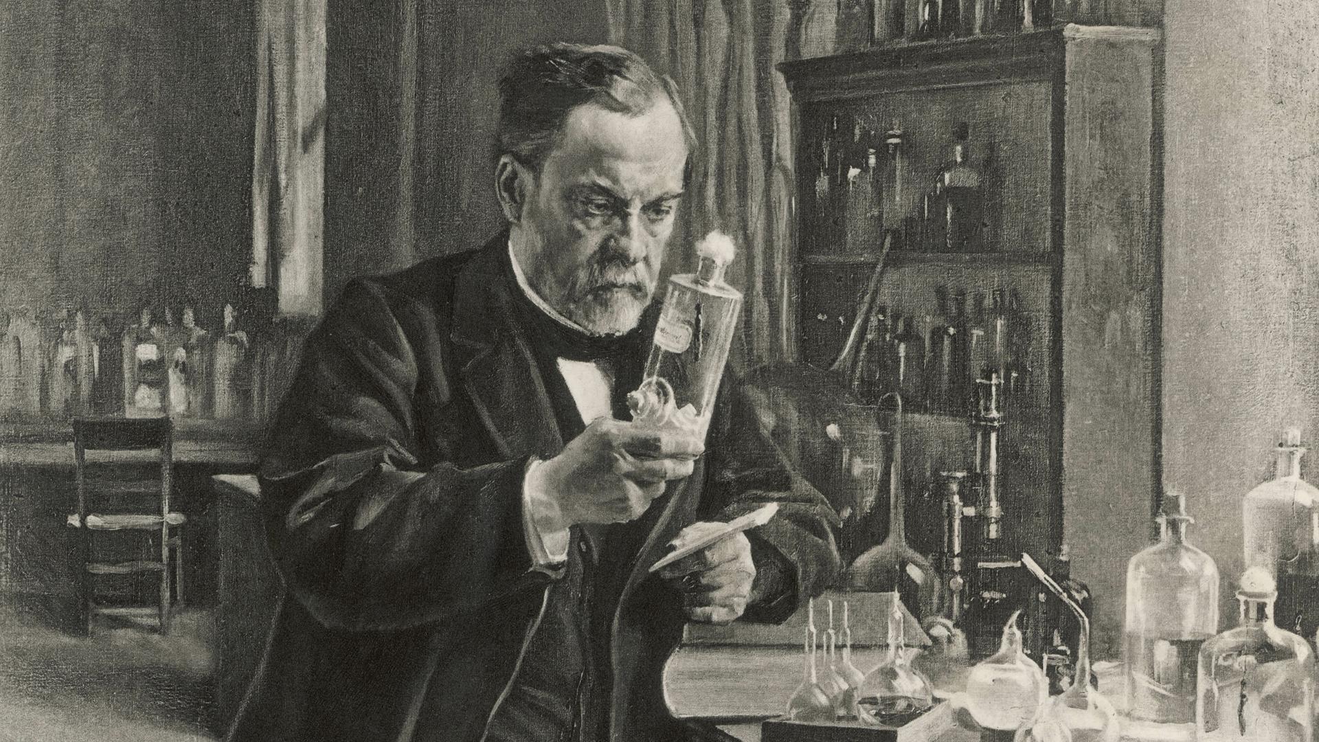 Pasteur le pere de la vaccination