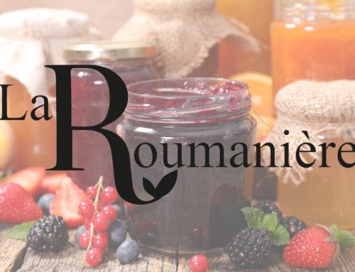 La Roumanière : des confitures solidaires