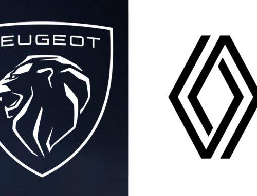 Peugeot & Renault : nouveaux logos