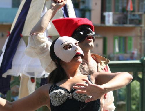 Festival d'Avignon : on garde les masques