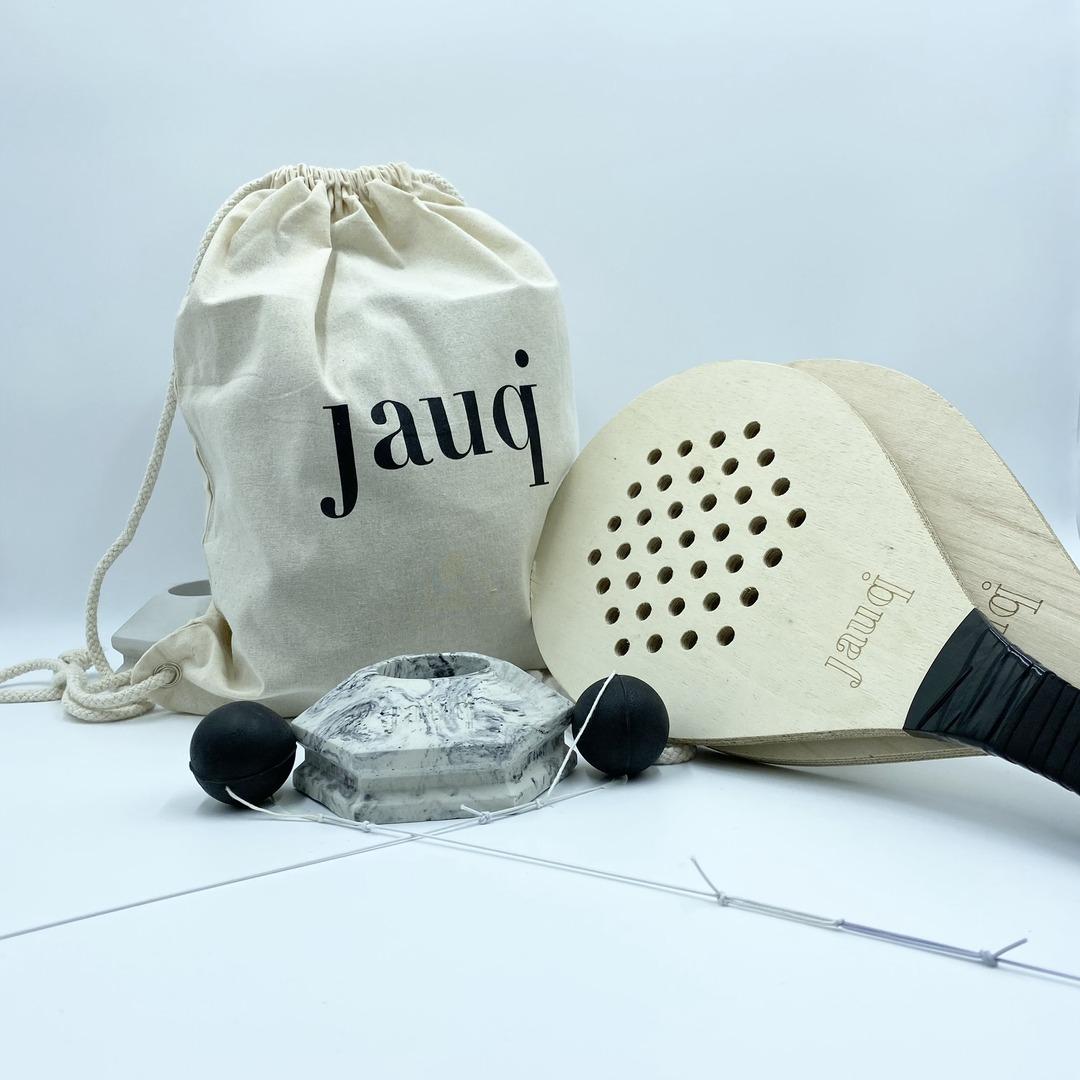 La marque française Jauq