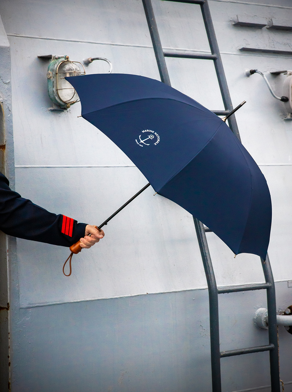 Parapluie marine nationale