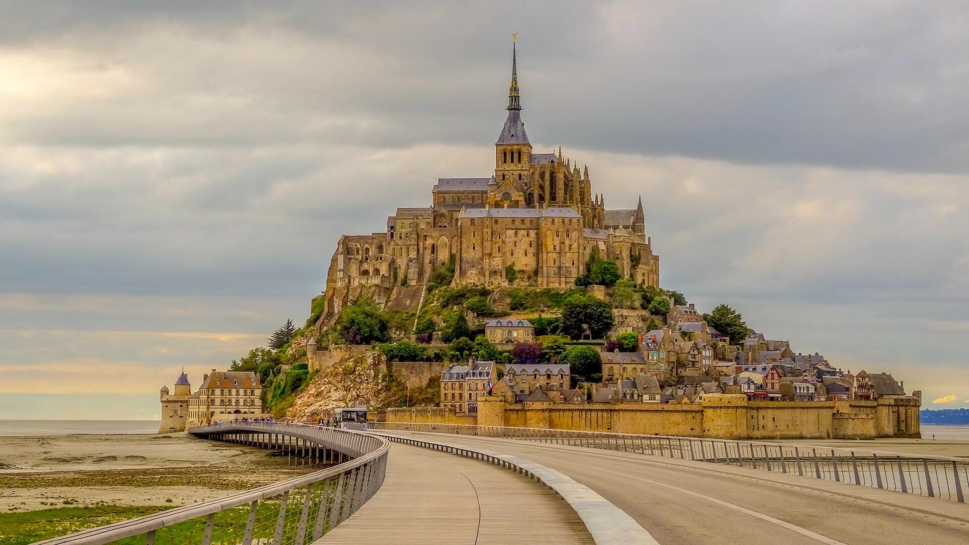 Top des destinations en France