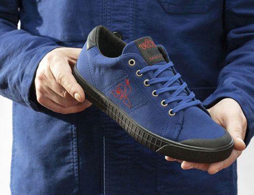 La nouvelle chaussure de Vetra et Le Coq Sportif