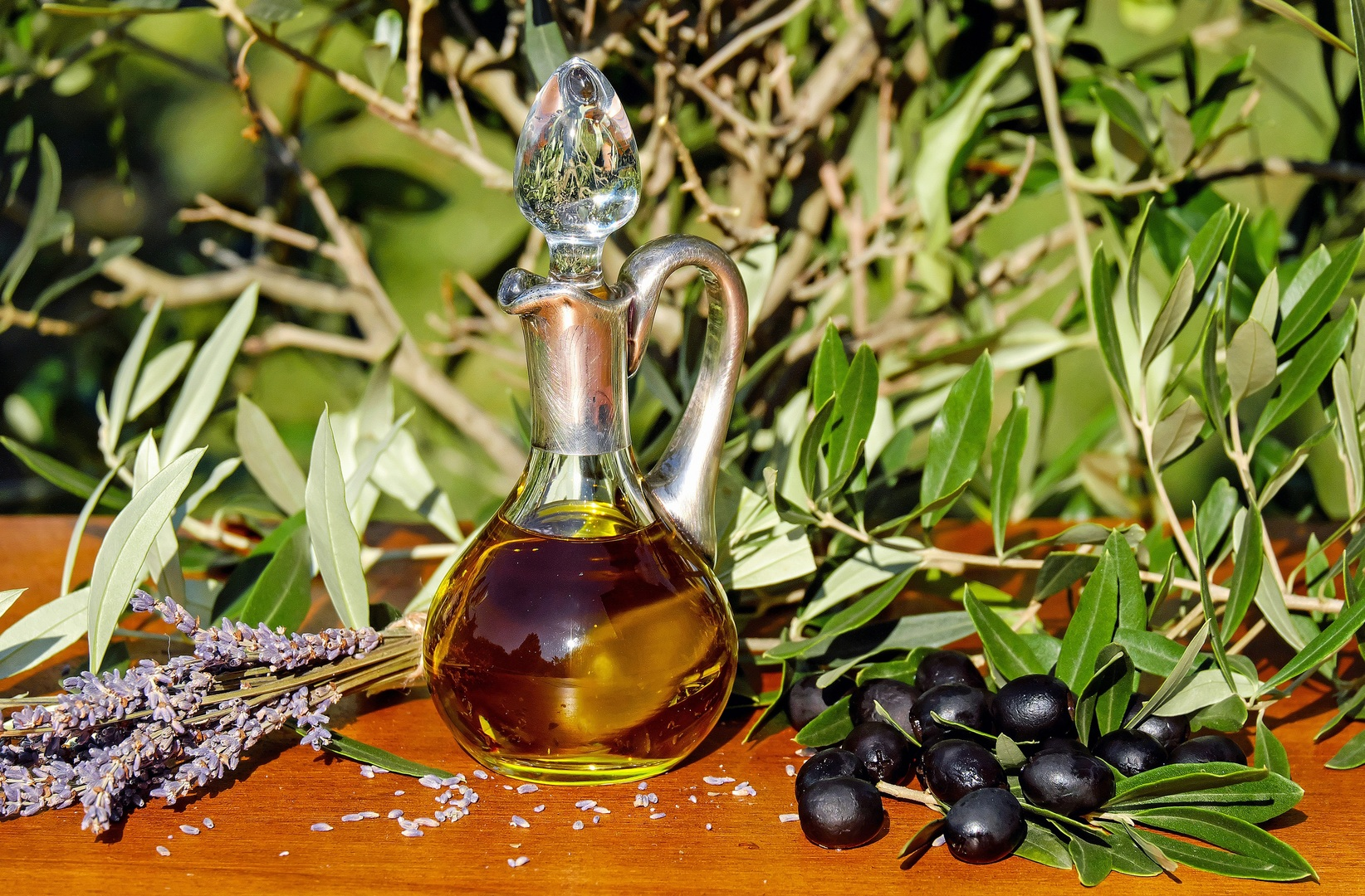 Pichet d'huile d'olive l'excellence Made in France